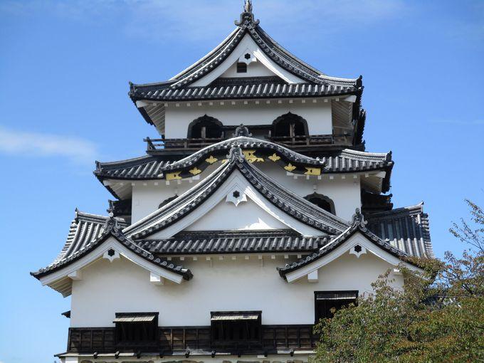 1.彦根城
