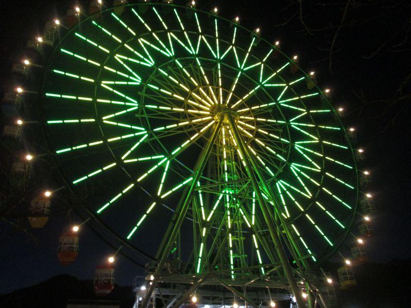 大観覧車フジスカイビューも誕生!道の駅富士川楽座は集客数日本一!