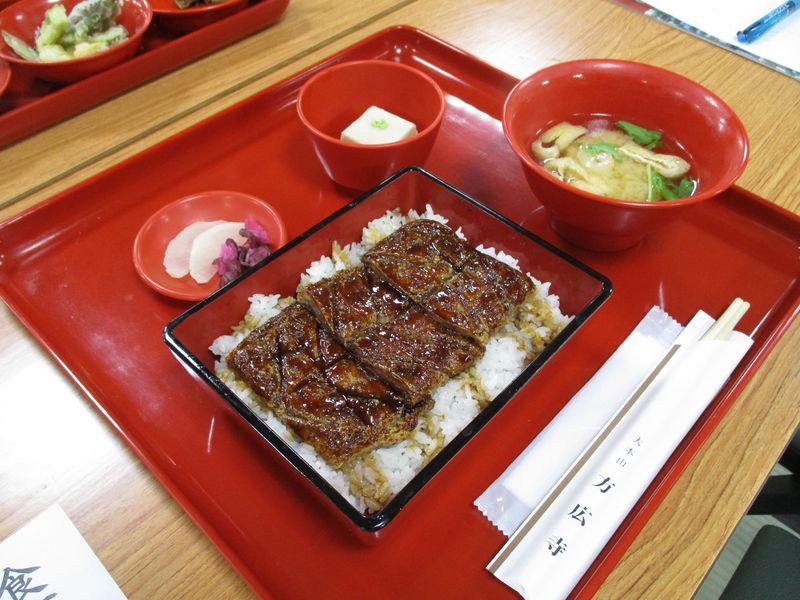 本物そっくり!古刹でうなぎの精進料理!?浜松「方広寺」