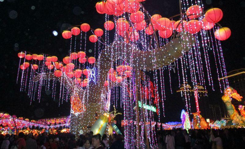 台湾・台中「ランタンフェスティバル」2020は世界で最も素晴らしい祭典のひとつ