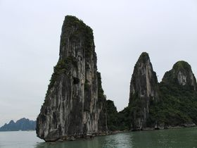 ベトナムの世界遺産ハロン湾がより近く便利に!大作映画のロケ地も