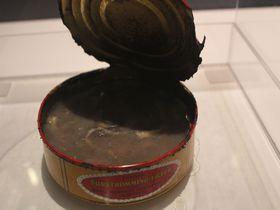 悶絶確実!仙台「におい展」恐怖の缶詰・シュールストレミングを嗅ぐ