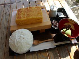 まるで玉子焼き?「タマゴヤーキ」を静岡・三島のTAMAGOYAで!