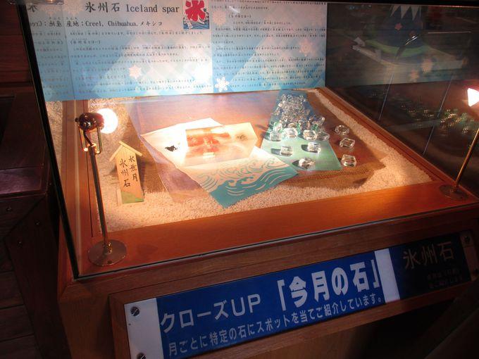 ヘンテコな石の宝庫!穴場的スポット・奇石博物館