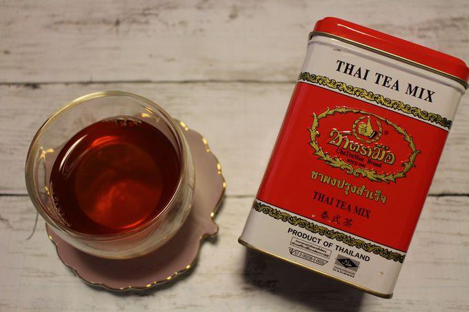 タイ式紅茶はバニラ風味!「THAI TEA MIX」