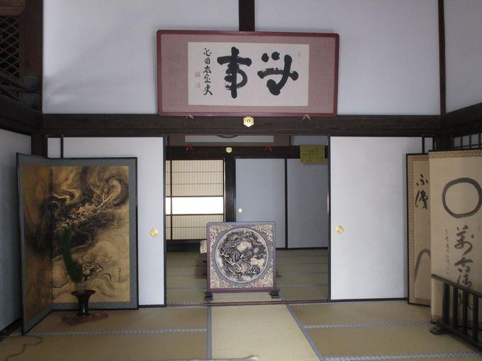 龍潭寺は日本庭園が美しい井伊家ゆかりの菩提寺