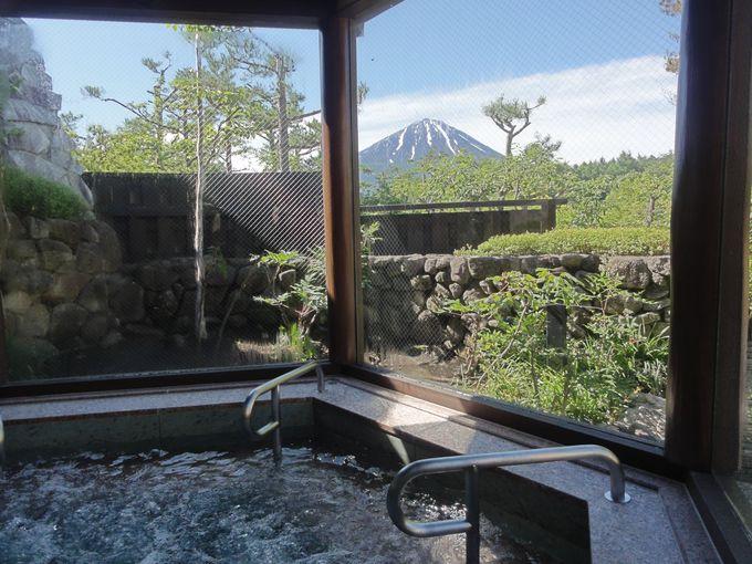 いろいろなお風呂を堪能!蒸し風呂や香り風呂も