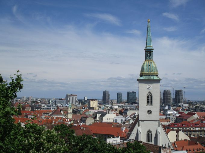 ウィーンから1時間!どこを撮ってもフォトジェニックな首都