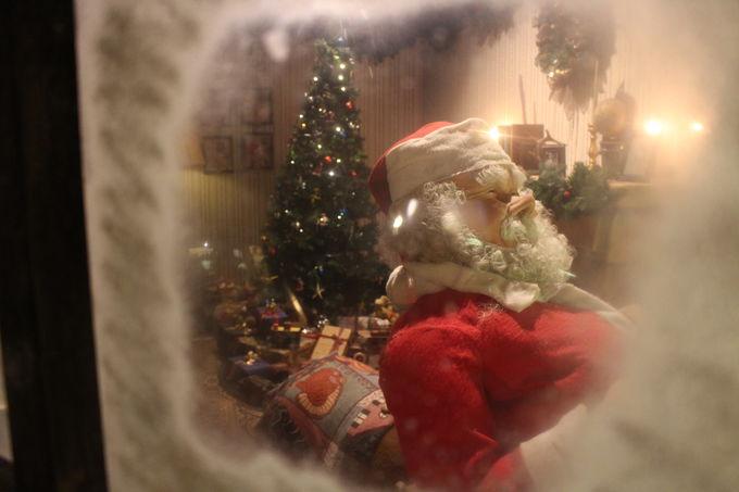 サンタさんは普段は何をしているの?