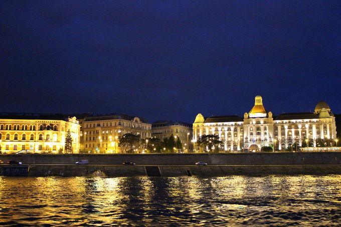 ブダペストは美しき「ドナウの真珠」