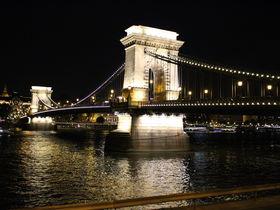 ブダペストは夜も楽しめる!ドナウ川ナイトクルーズ&ウォーキング