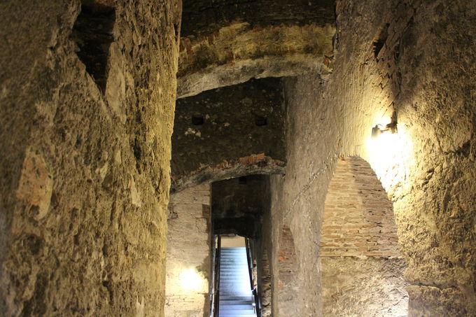ブダペスト歴史博物館の地下は意外な穴場