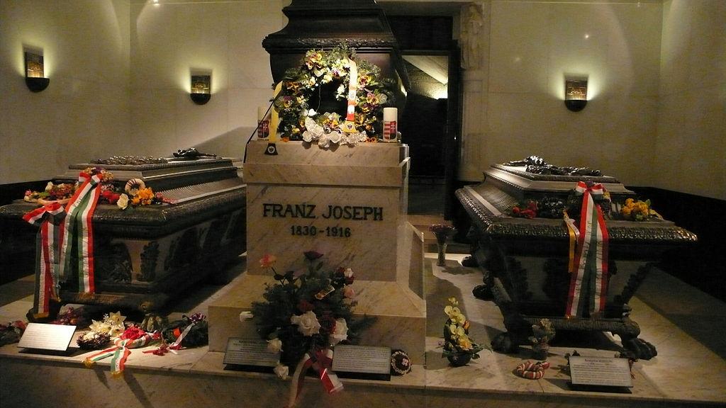 カプツィーナー教会はハプスブルク家の墓所
