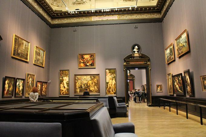 ウィーン・王宮博物館にはハプスブルク家の収集したお宝が!