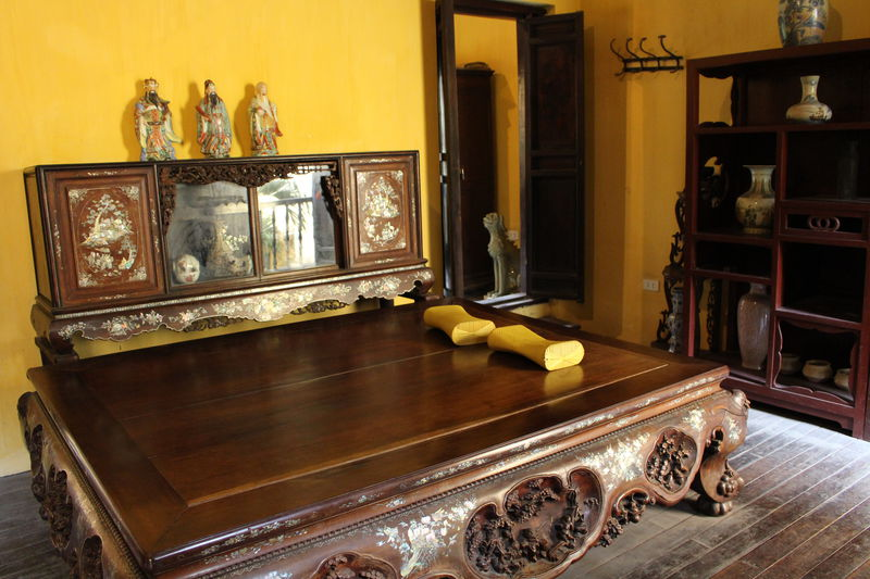 ハノイの伝統家屋・マーマイの家はベトナム版うなぎの寝床!?