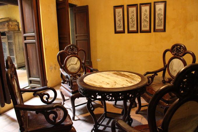 伝統的なベトナム式家屋・マーマイの家