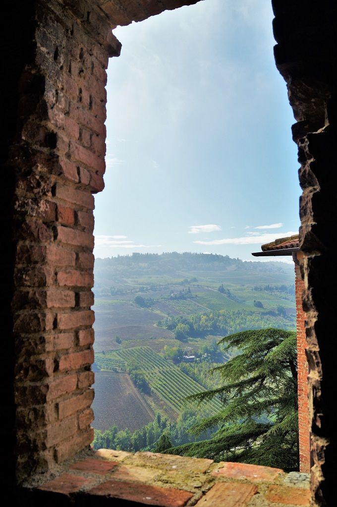 ドッツァの見どころは壁画だけではない