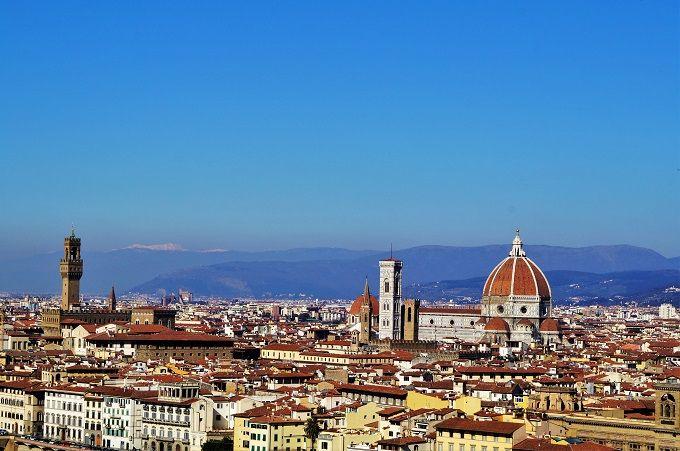 フィレンツェ郊外「ヴィッキオ」ルネッサンスの天才ジョットゆかりの地を訪れる