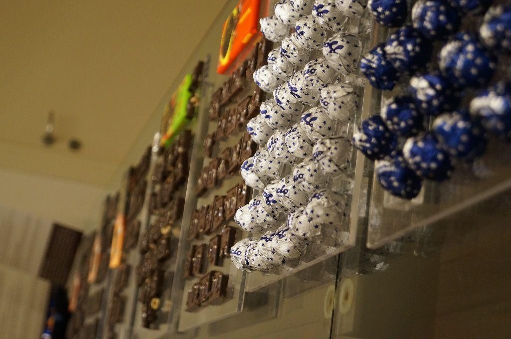 ペルジーナのチョコレートを食べ比べ!定番から新商品まで