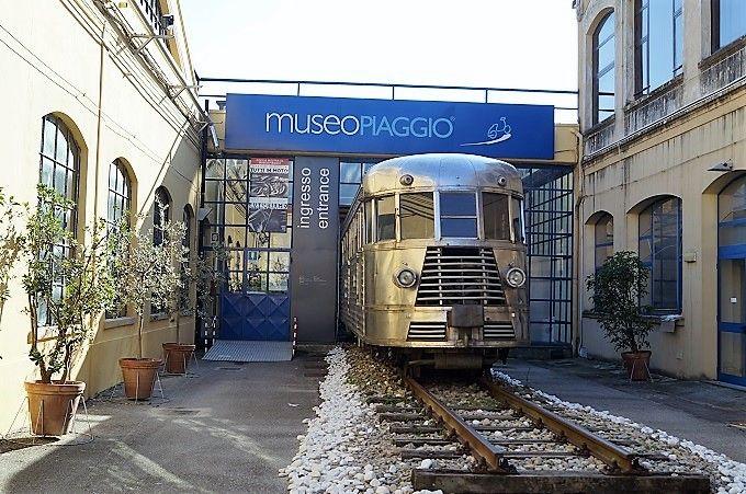 Piaggio社の歴史が分かる!Piaggio博物館