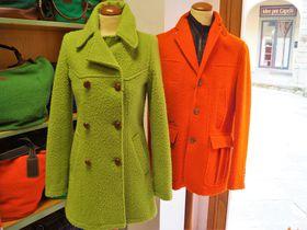 イタリアンウールの里スティアでお気に入りのコートを見つけよう!