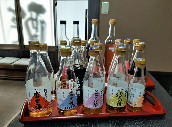 実際に「飯尾醸造」のお酢を味わってみよう!