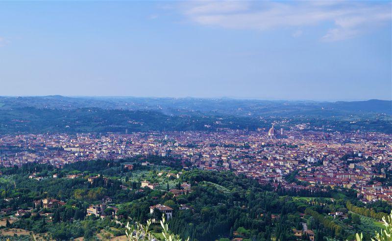 """""""フィレンツェの母""""と称される町「フィエーゾレ」絶景スポットも!"""