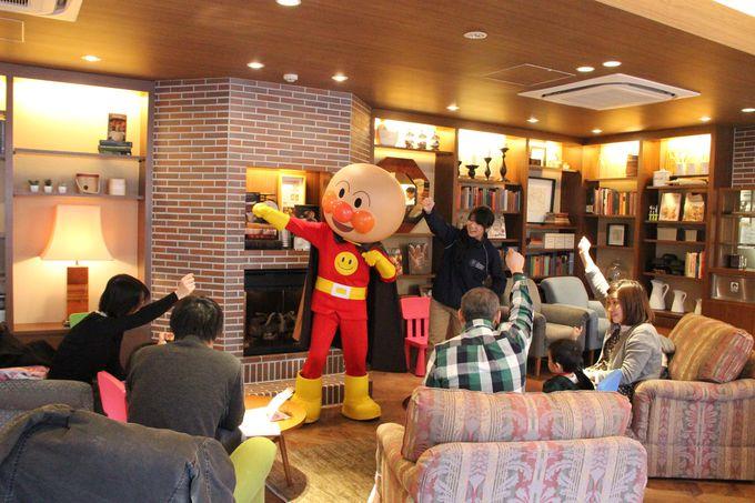 仙台のみの誕生日イベント!アンパンマンと一緒にお誕生日を祝おう!