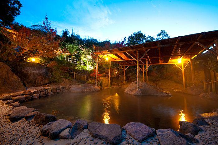 おんせん県おおいたの超穴場&高コスパ宿!「こがね山荘」は原生林に囲まれた隠れ家