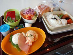 飛行機に乗らなくても機内食が食べられる?「レジェンドオブコンコルド」で海外旅行気分を味わおう!