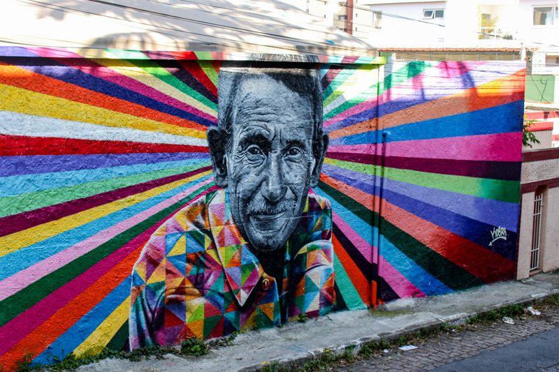 オシャレで芸術的な人が集まる街を歩いてみよう!