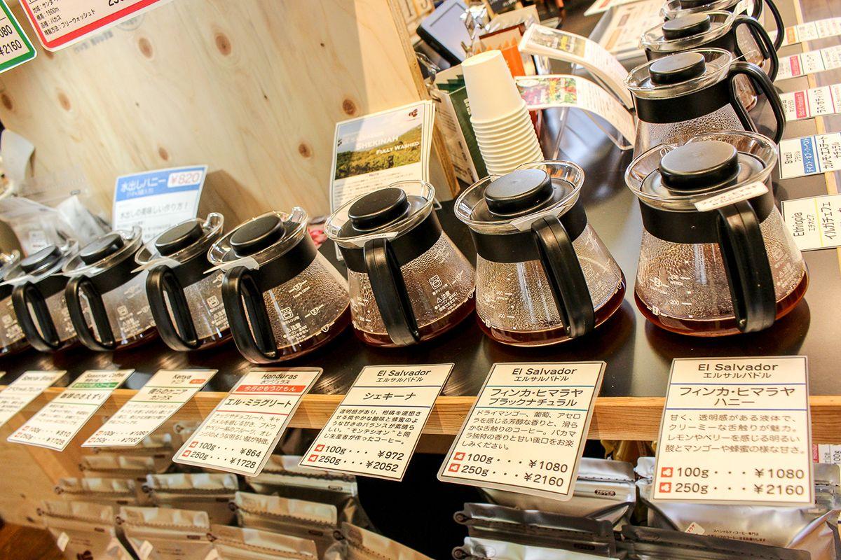 福岡県民に愛されるスペシャルティ・コーヒーの専門店、ハニー珈琲