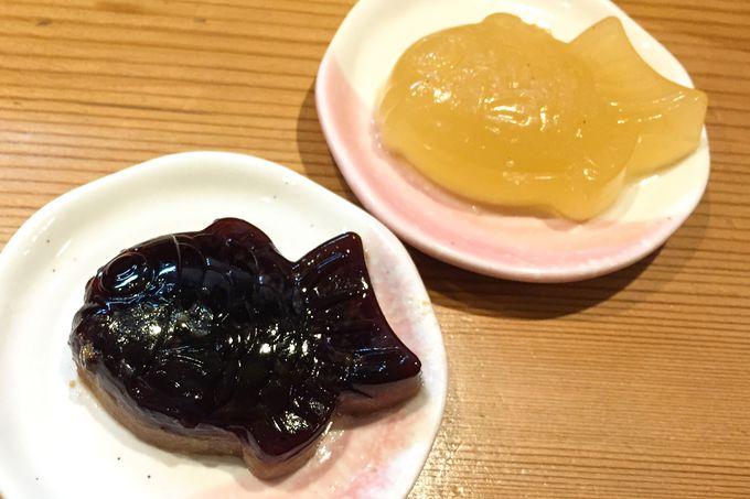 ぷるっぷるの鯛「ぷるっと。」が味の決め手