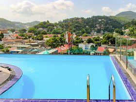 スリランカ「セバナ シティ ホテル」はキャンディ湖や仏歯寺も徒歩圏内!