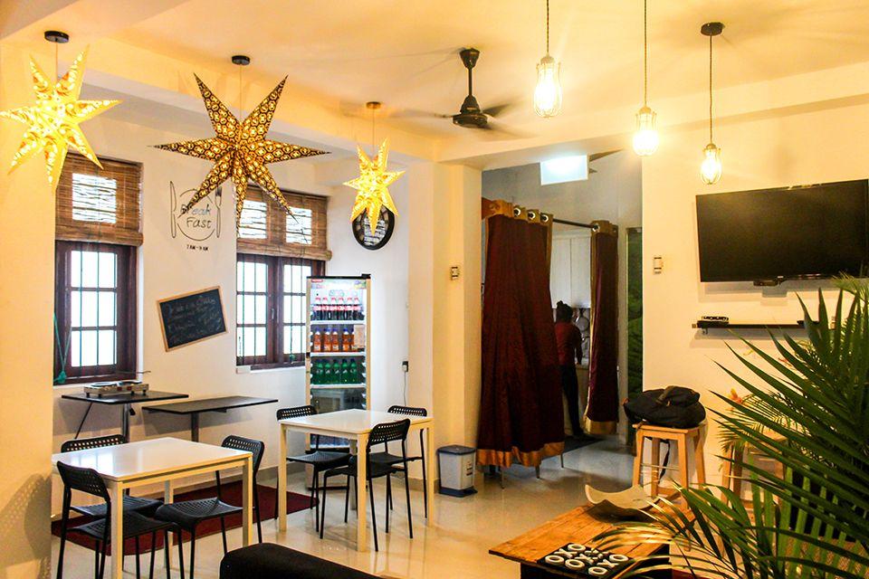 スリランカひとり旅に最適!スターアニス ブティック カプセルズ ホテル