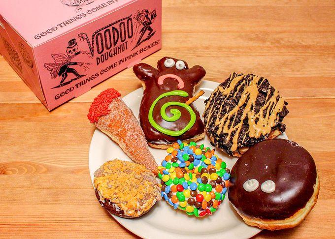 ポートランドといえば!VooDoo Donuts(ブードゥー・ドーナツ)