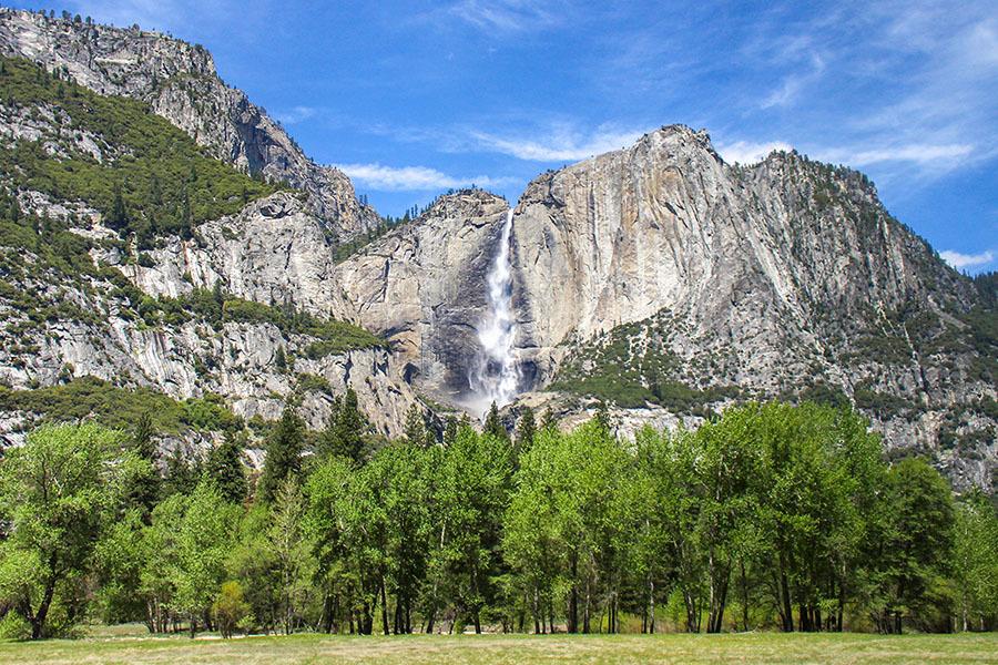 ヨセミテ滝(Yosemite Falls)