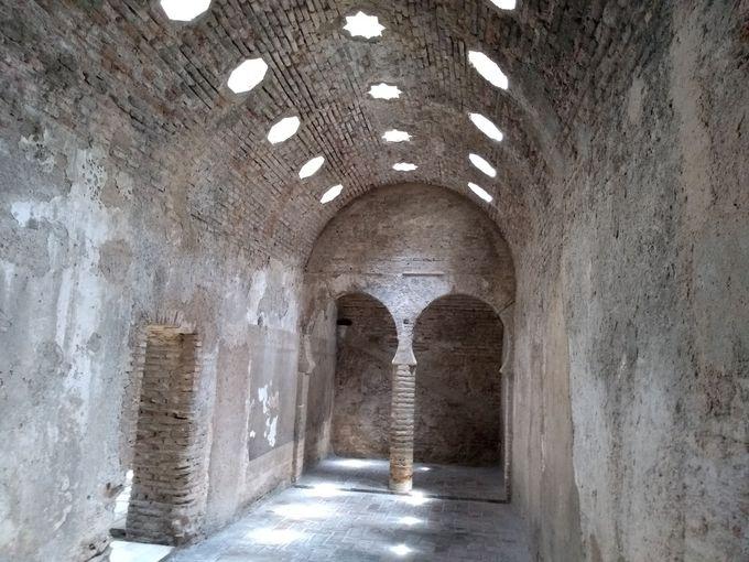 アラブ浴場(El Banuelo)