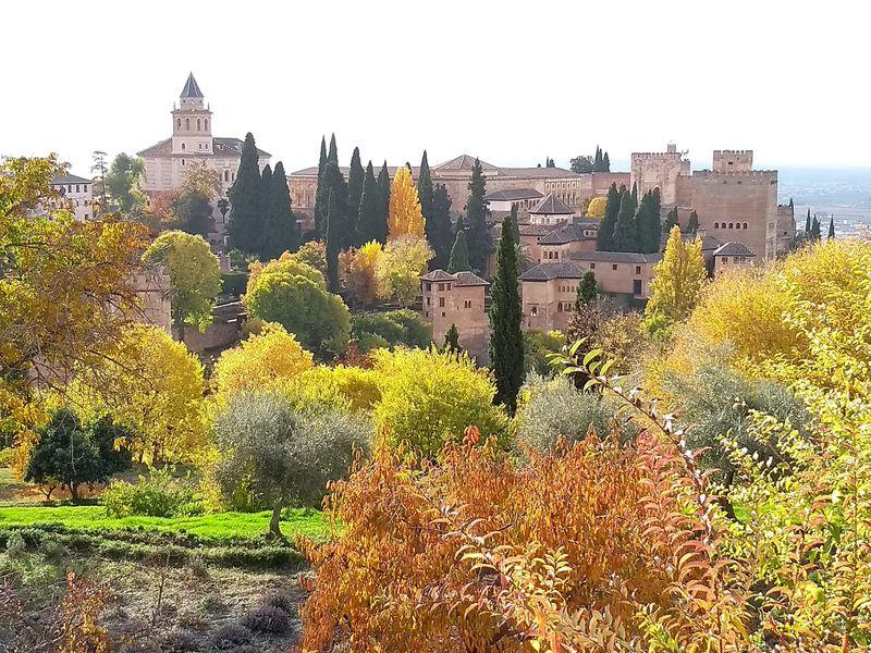 秋冬がおすすめ!アルハンブラ宮殿とグラナダの楽しみ方