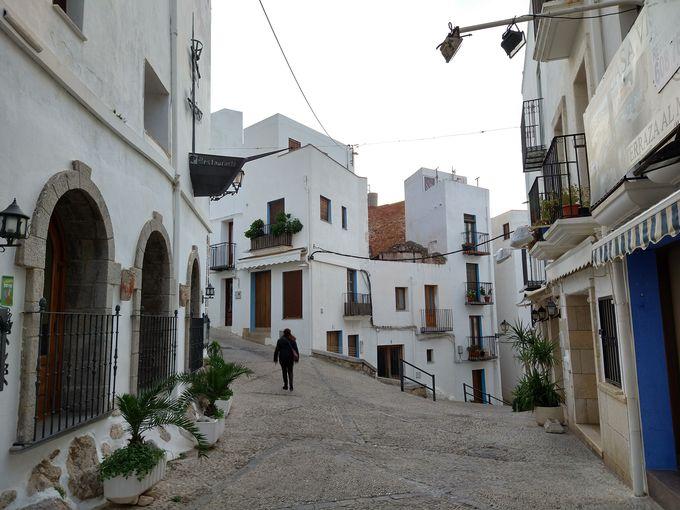 小さい村でも歴史は長いペニスコラ