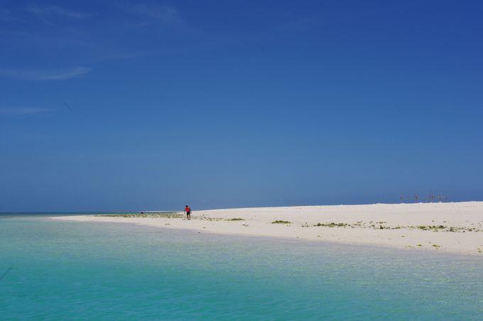 東洋一の楽園「はての浜」