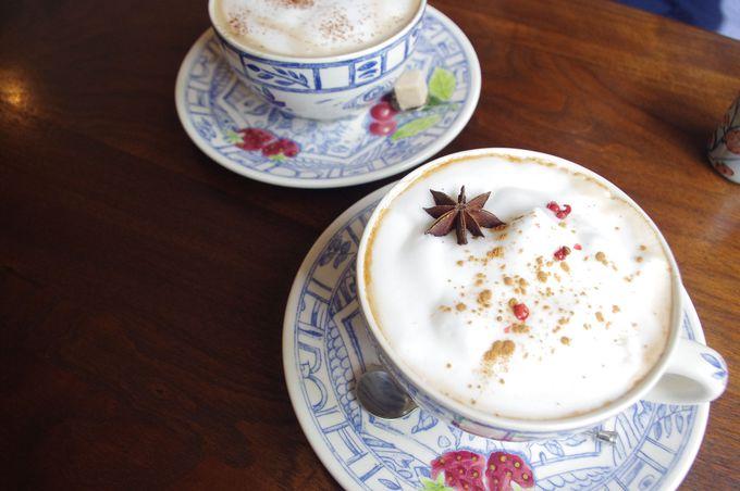 10.福日和カフェ