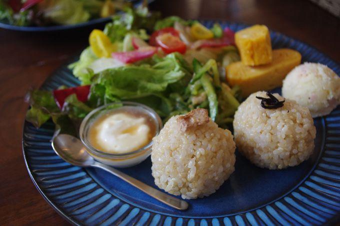 体が喜ぶやさしい和朝食「福日和カフェ」