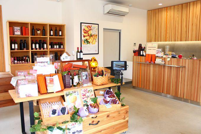 山梨県産フルーツを贅沢に味わえる「葡萄屋kofu ハナテラスcafe」