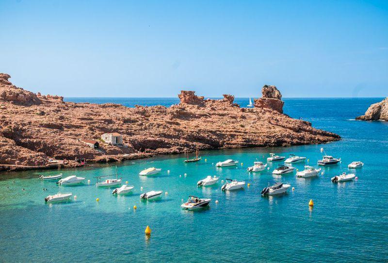 スペインの穴場!「メノルカ島」で透き通る海を満喫しよう!