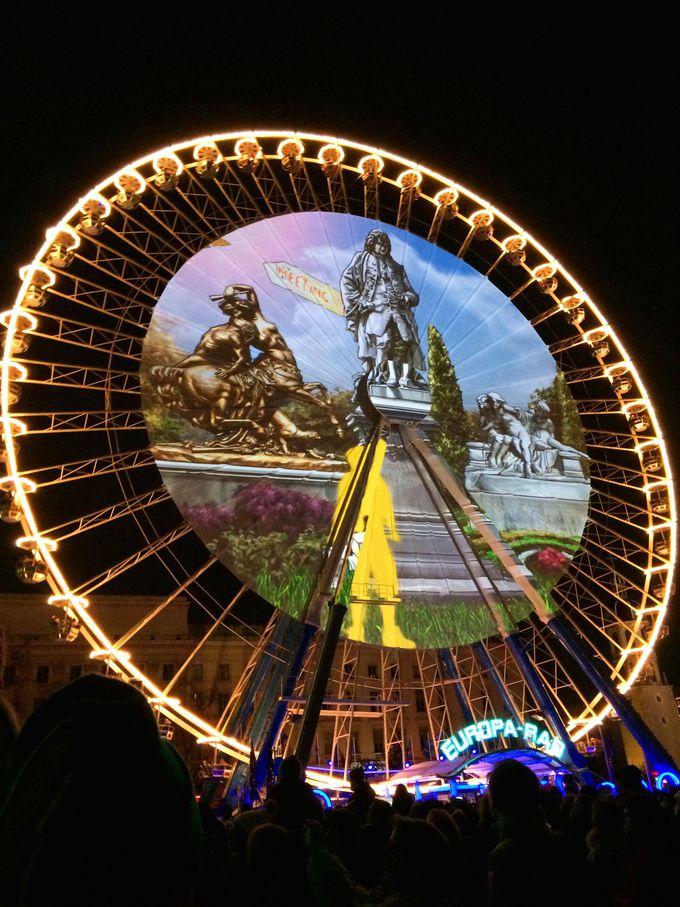 グルメの街リヨンが1番賑わうイベント