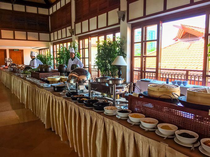 朝食ビュッフェでベトナム料理の代表フォーが味わえる!