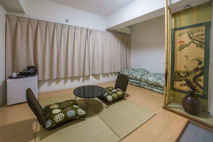 関西最大級ホステル!