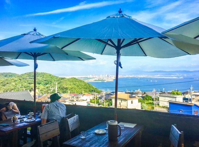 海が見える絶景カフェ「アルゴ」