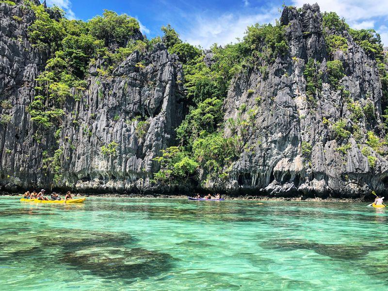 透明度の高さが抜群!フィリピン・エルニドの綺麗な海3選